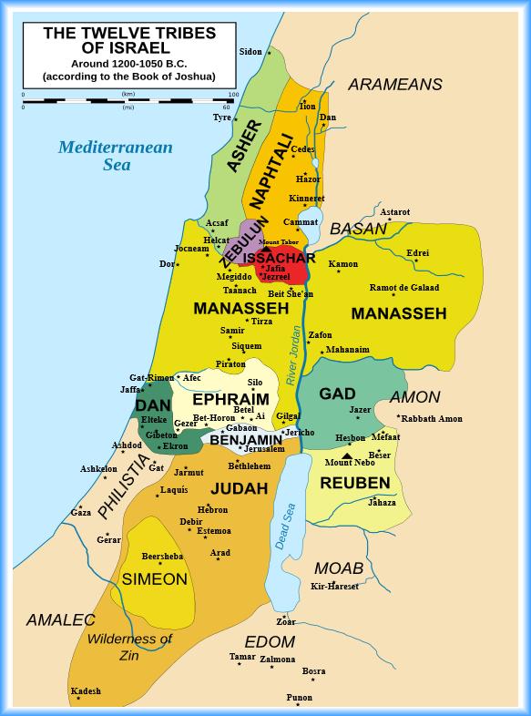 Lịch Sử Thăng Trầm 4000 Năm Của Người Do Thái Phần 2