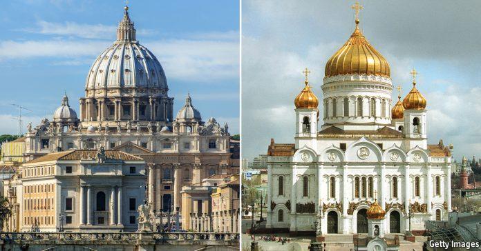 Công Giáo Và Chính Thống Giáo Khác Nhau Ra Sao